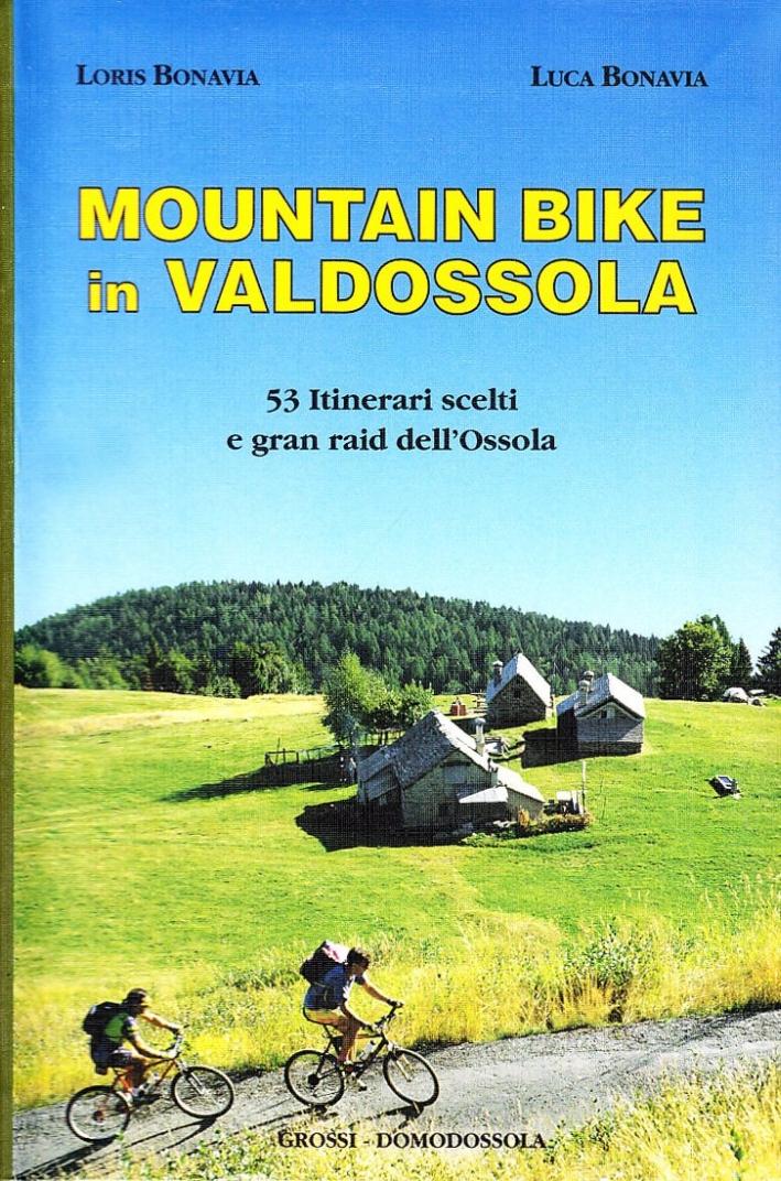 Mountain Bike in Valdossola