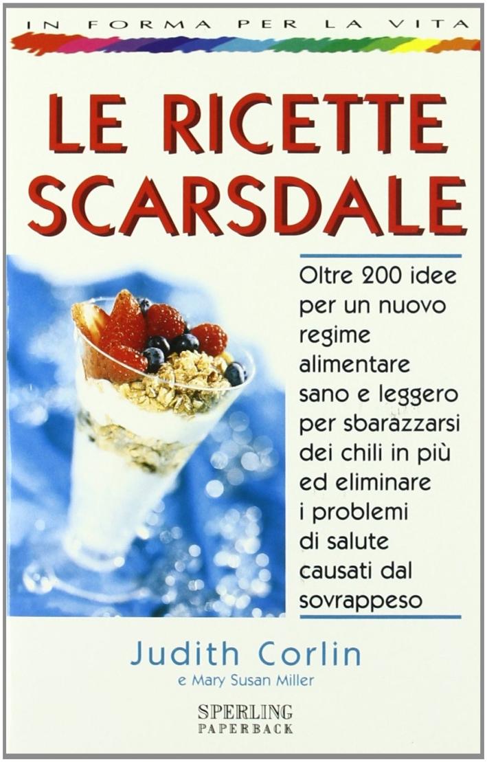 Le ricette Scarsdale