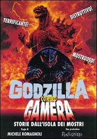 Godzilla contro Gamera. Storie dall'isola dei mostri