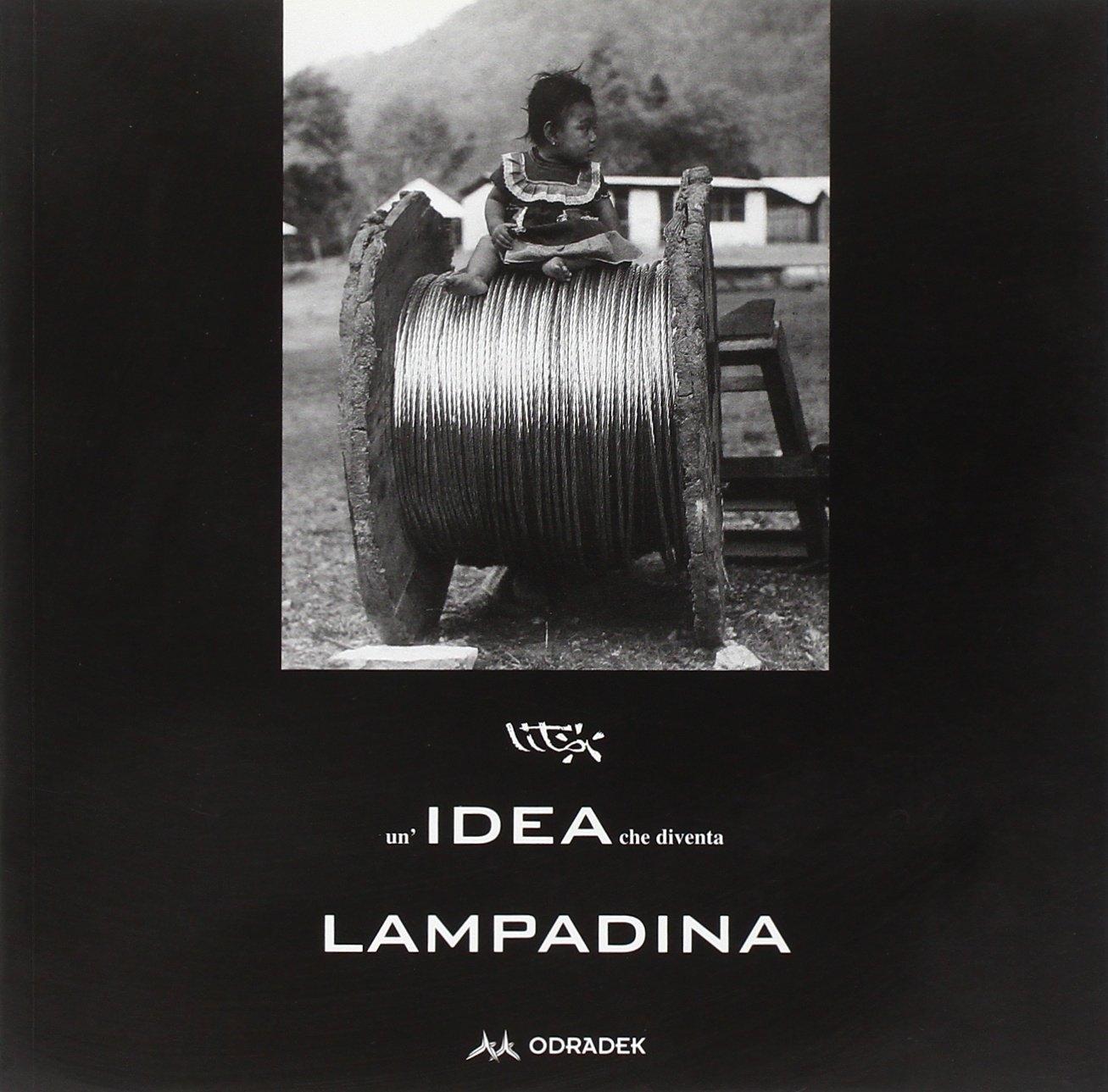 Un' idea che diventa lampadina