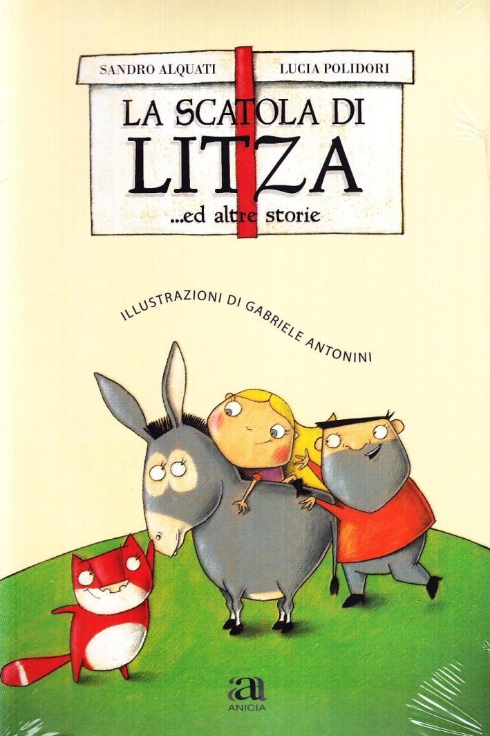 La scatola di Litza... ed altre storie. Con CD Audio