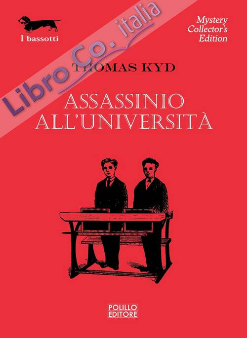 Assassinio all'università.