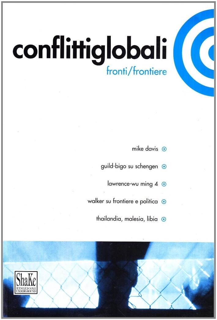 Conflitti globali (2005). Vol. 2: Fronti/frontiere