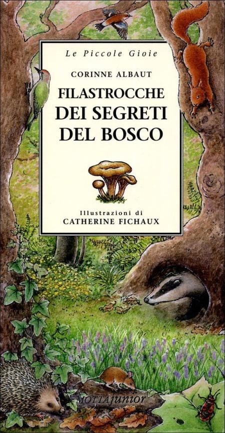 Filastrocche dei segreti del bosco