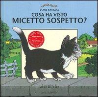 Cosa ha visto micetto sospetto?