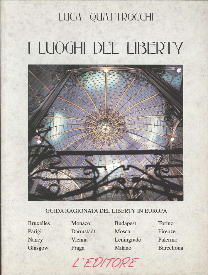 I Luoghi Del Liberty.