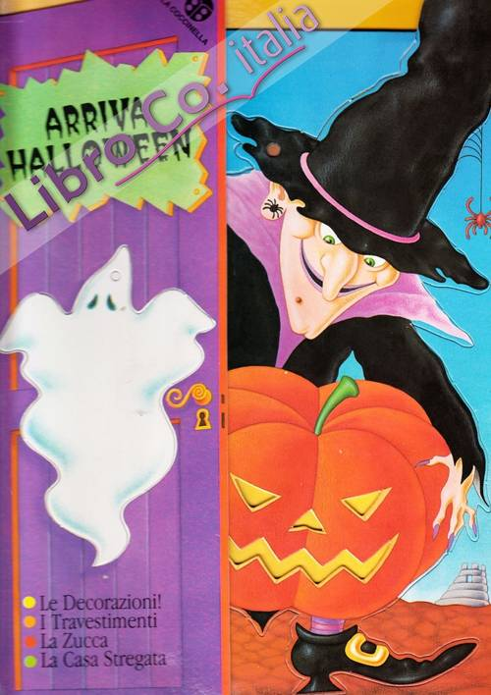 Arriva Halloween. Con gadget