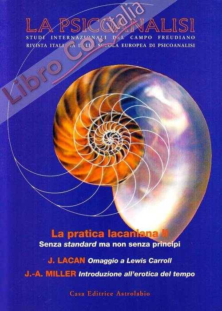 La psicoanalisi. Vol. 37