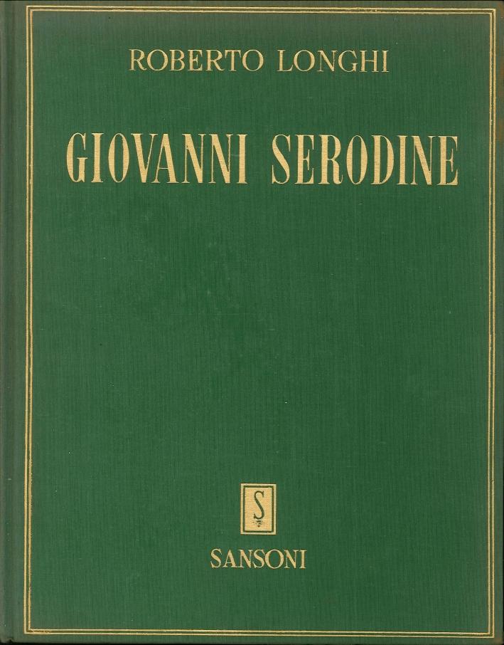 Giovanni Serodine.