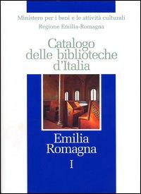Catalogo delle biblioteche d'Italia. Emilia Romagna
