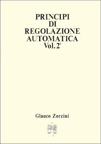 Principi di regolazione automatica. Vol. 2