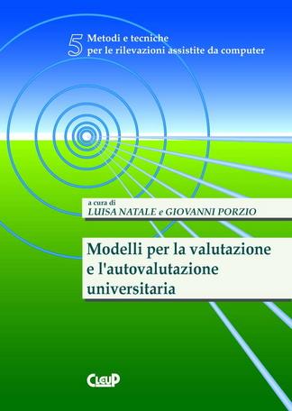 Modelli per la valutazione e l'autovalutazione universitaria