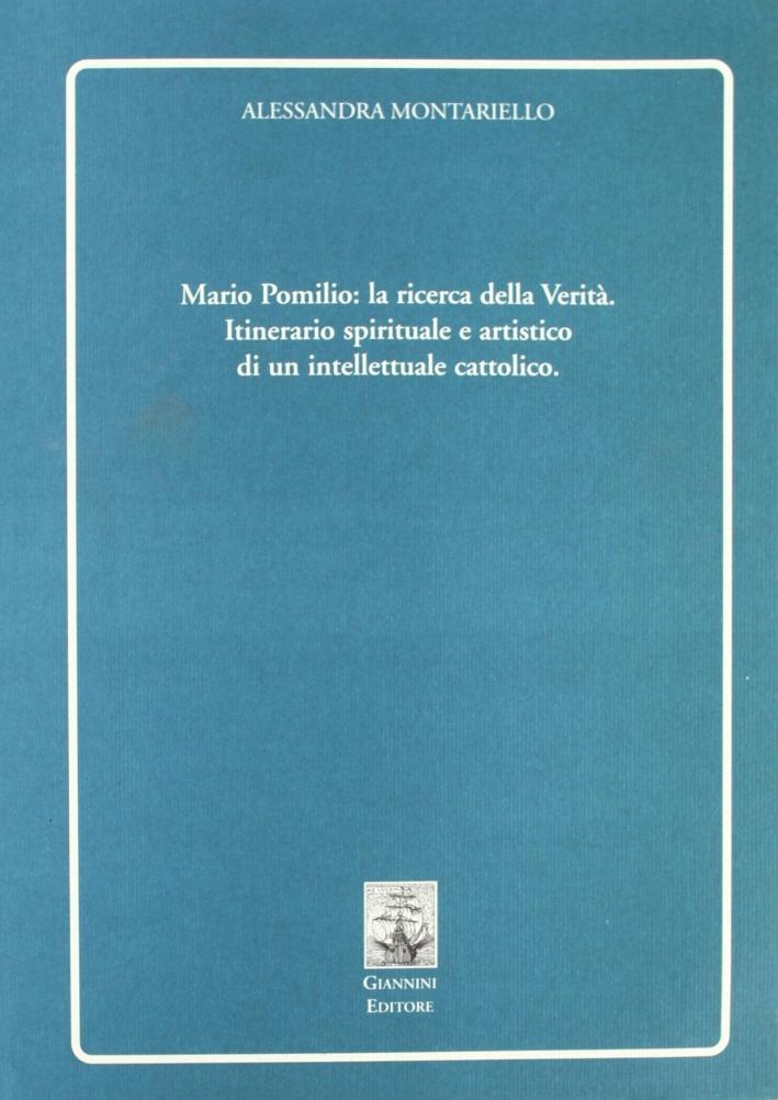 Mario Pomilio: la ricerca della verità