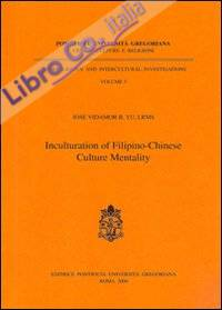 Inculturation of filipino-chinese culture mentality