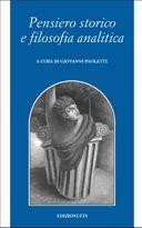 Pensiero storico e filosofia analitica
