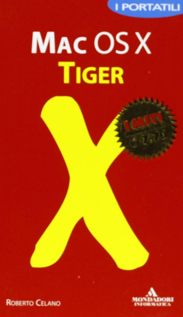 Mac OS X Tiger. I portatili.