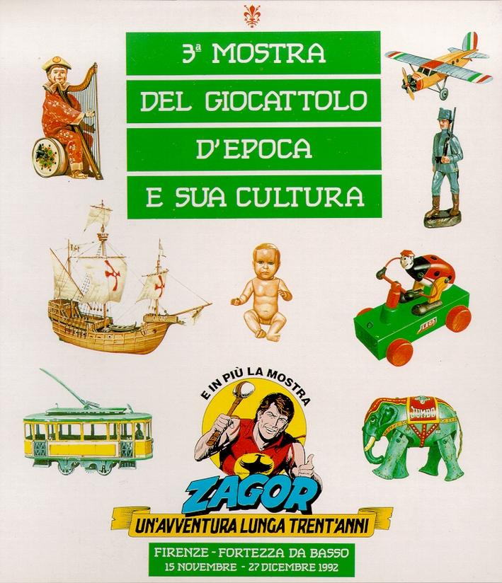 3° Mostra del Giocattolo d'Epoca e Sua Cultura