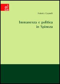 Immanenza e politica in Spinoza