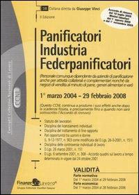 Panificatori industria federpanificatori