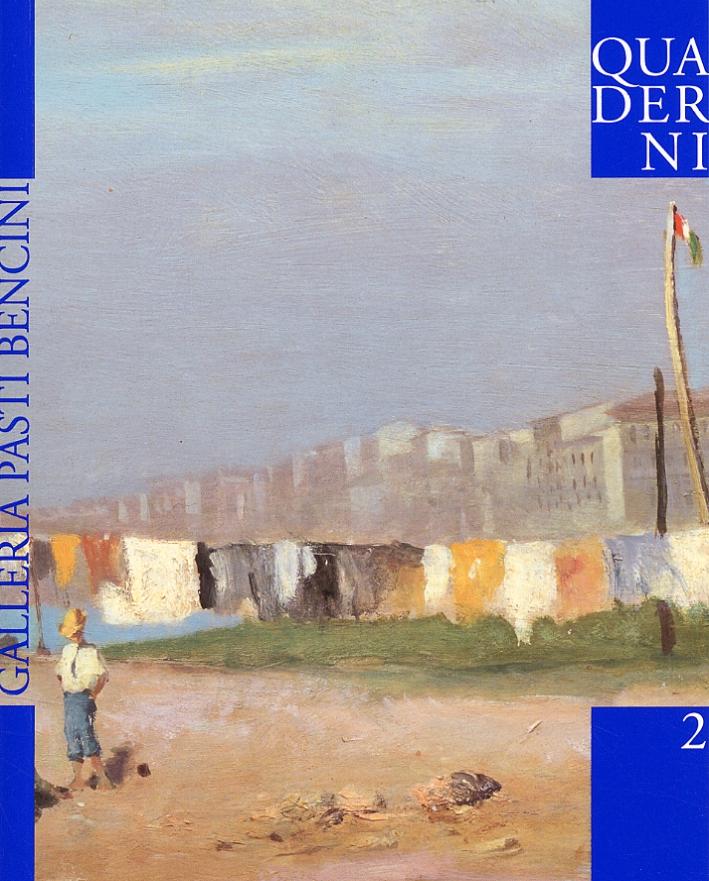 Lorenzo Gelati. Il dolce far nulla sulle rive dell'Arno