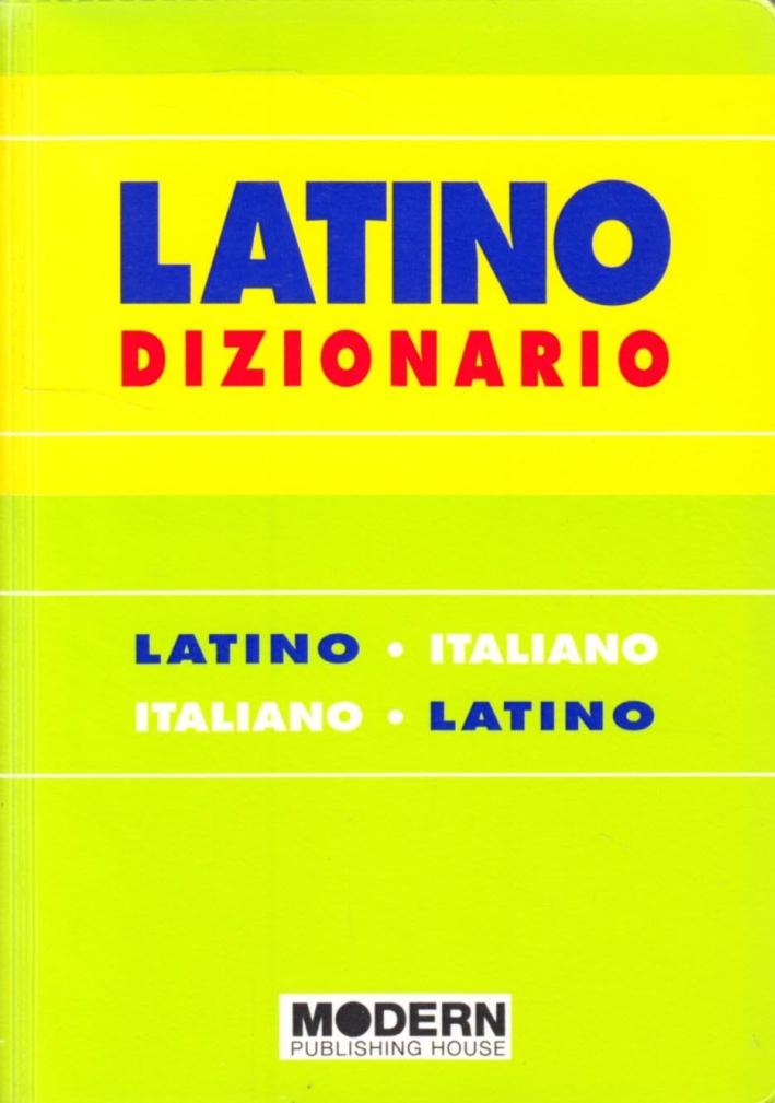 Latino dizionario