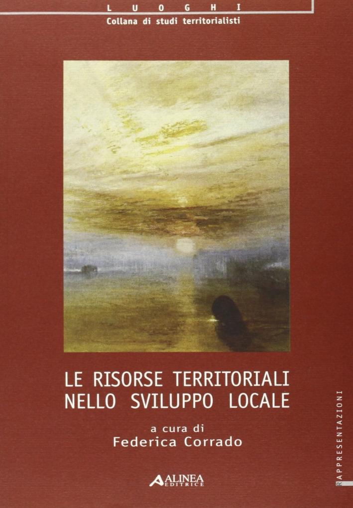 Risorse territoriali nello sviluppo locale