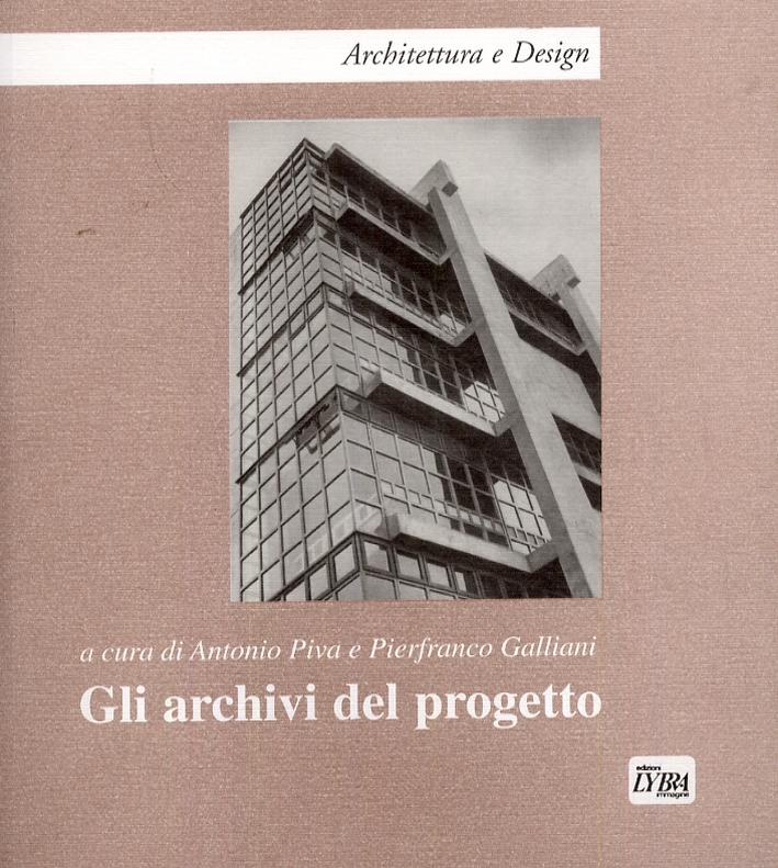 Gli archivi del progetto