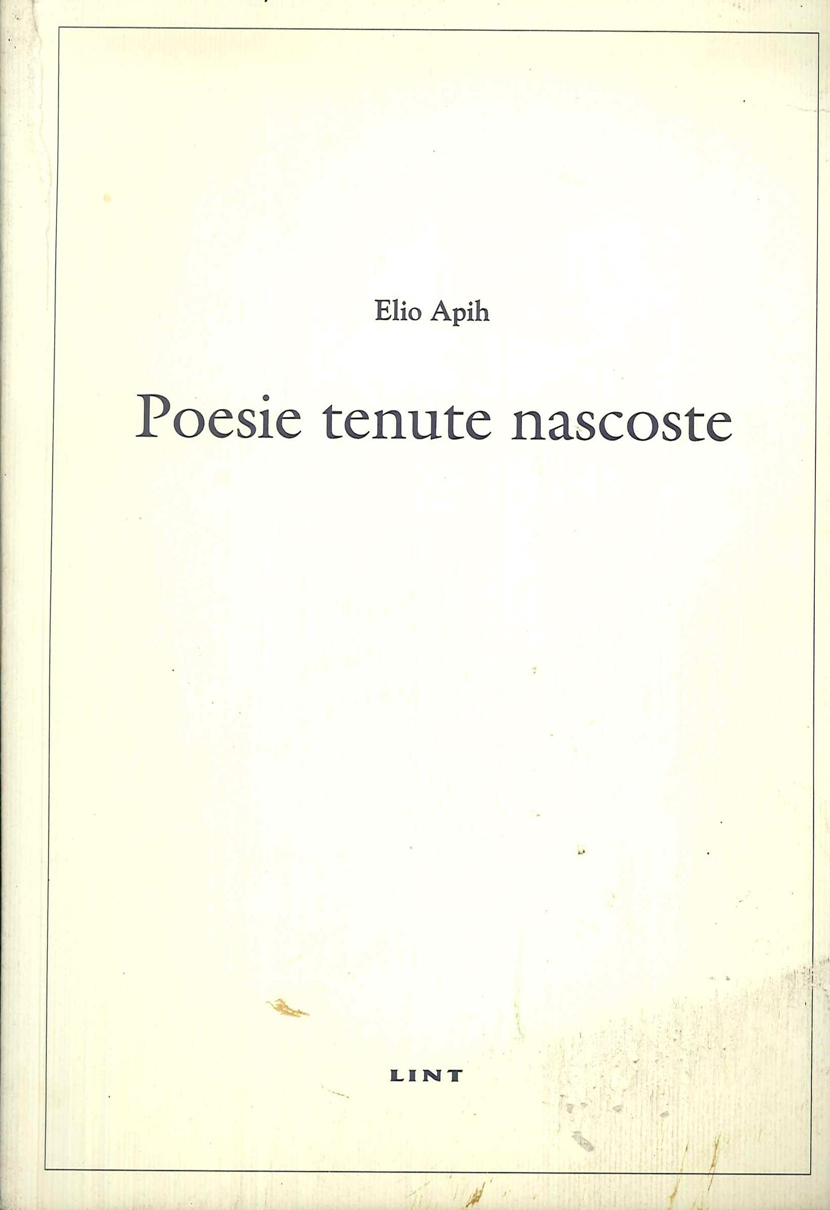 Poesie tenute nascoste