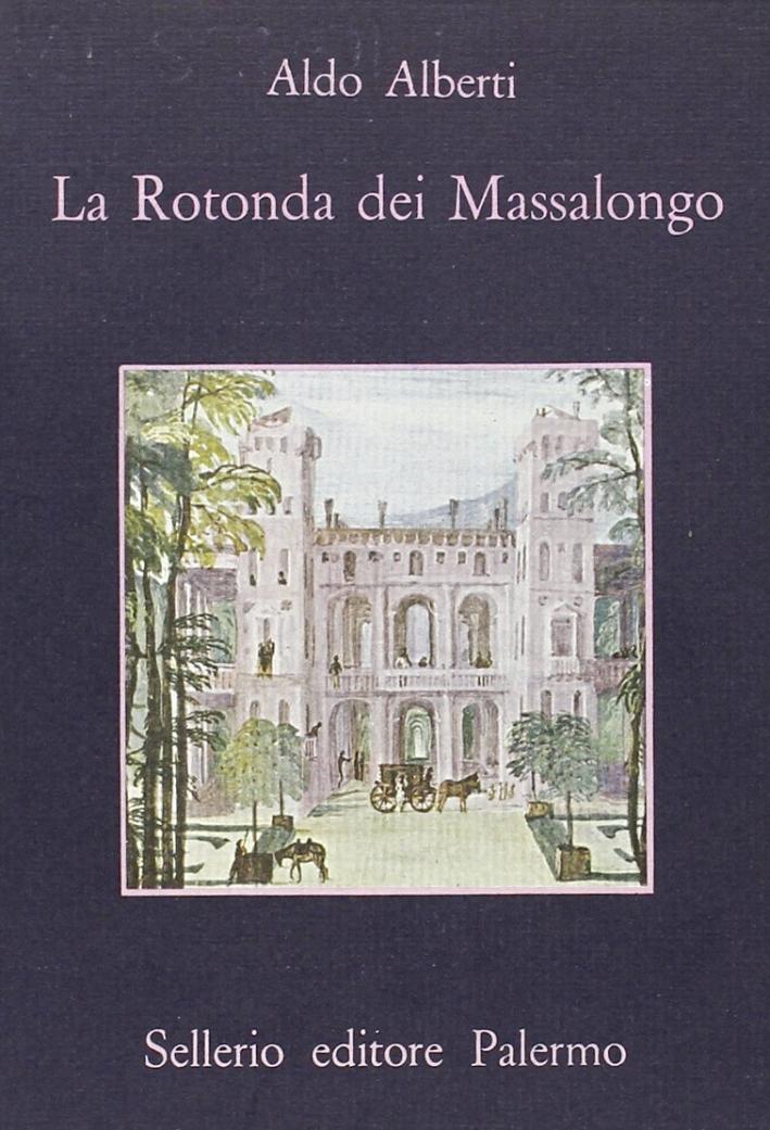 La rotonda dei Massalongo.