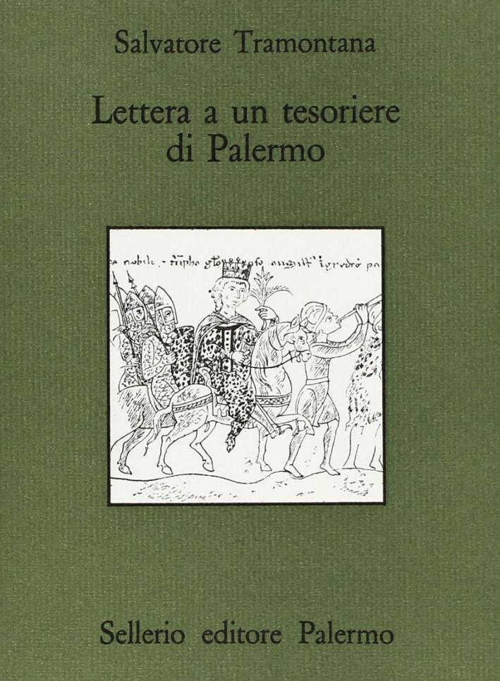 Lettera a un tesoriere di Palermo.