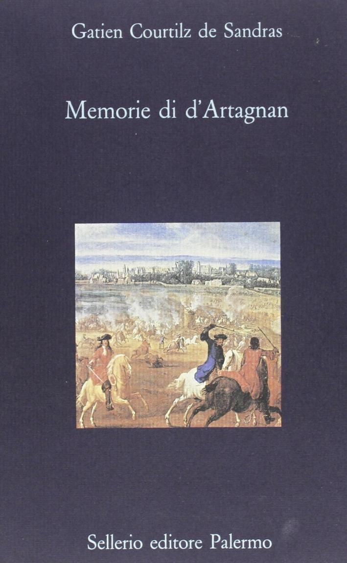 Memorie di d'Artagnan.