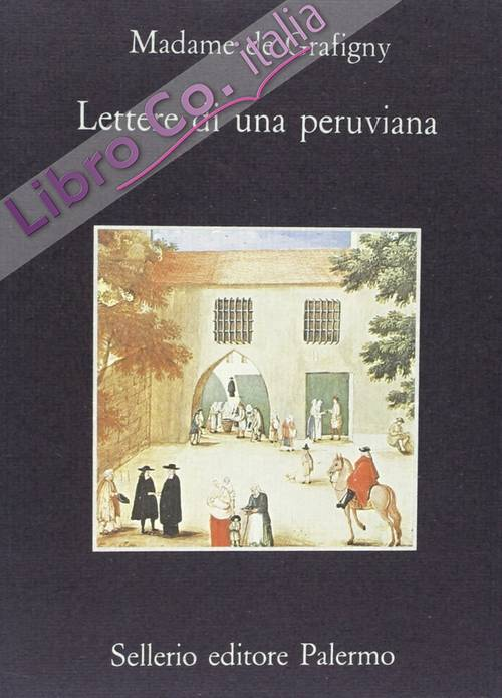 Lettere di una peruviana.