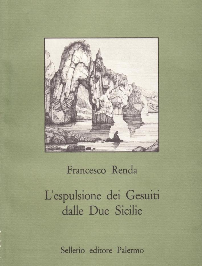 L'espulsione dei gesuiti dalle Due Sicilie.