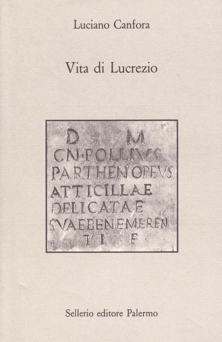 Vita di Lucrezio