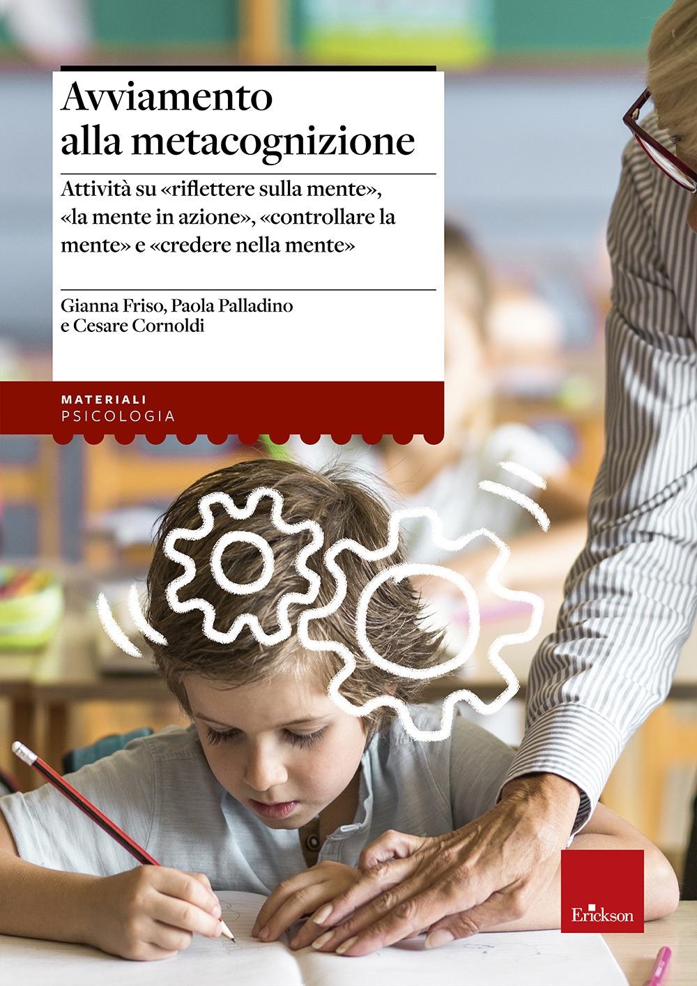 Avviamento alla metacognizione. Attività su