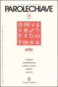 Parolechiave (2005). Vol. 34: Rete