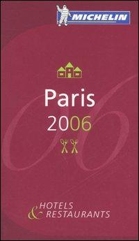 Paris 2006. La guida rossa