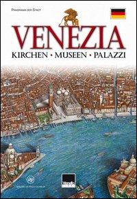 Venezia. Kirchen, Museen, Palazzi. [German Ed.]
