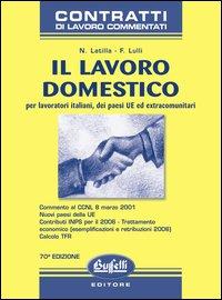 Il lavoro domestico