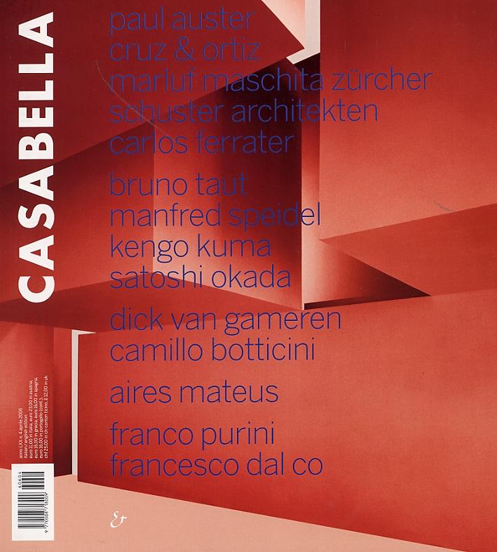 Casabella. 743. 4/2006