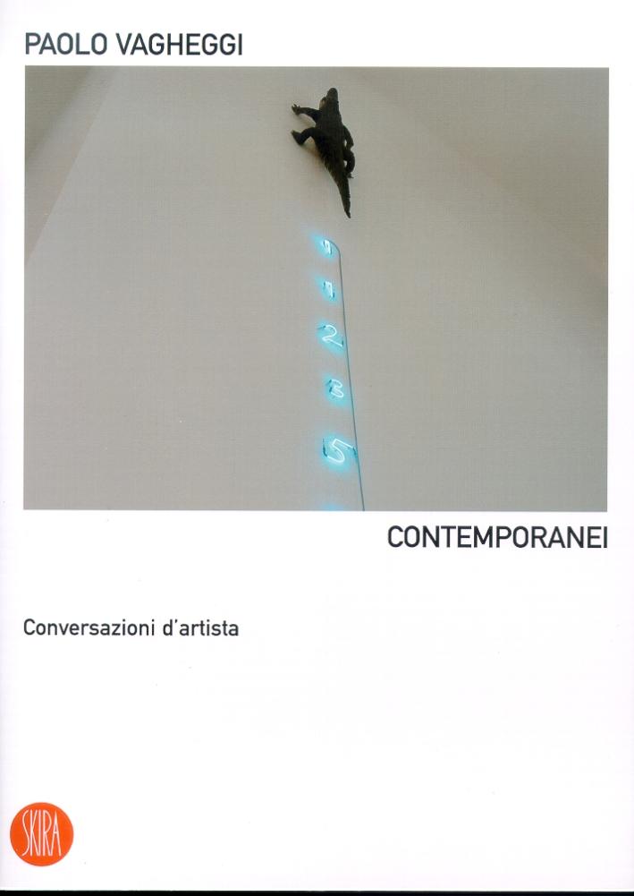 Contemporanei. Conversazioni d'artista