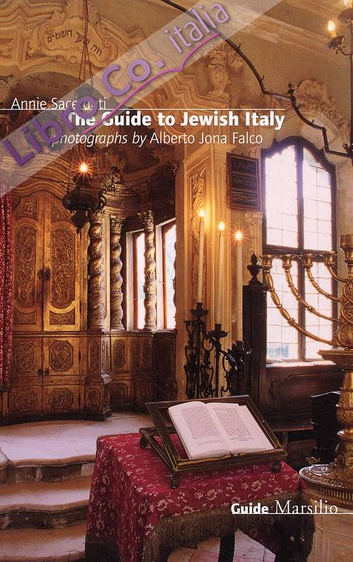 The Guide to Jewish Italy.