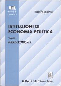 Istituzioni di economia politica.