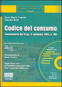 Codice del consumo.