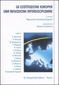 La costituzione europea. Una riflessione interdisciplinare