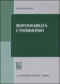 Responsabilità e patrimonio