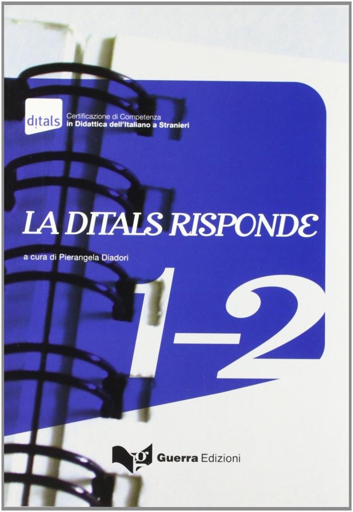 La Ditals risponde. Voll 1-2.