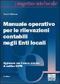 Manuale Operativo per le Rilevazioni Contabili negli Enti Locali