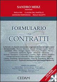 Formulario dei contratti 2006. Con CD-ROM