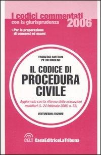 Il codice di procedura civile